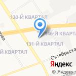 Поликлиника №3 на карте Дзержинска