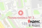 Схема проезда до компании Городская поликлиника №3 в Дзержинске