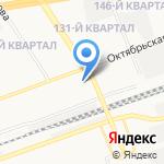 Пятерочка на карте Дзержинска