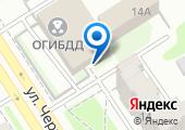 Регистрационно-экзаменационное отделение Отделения ГИБДД Отдела МВД России на карте