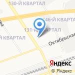 Регистрационно-экзаменационное отделение Отделения ГИБДД Отдела МВД России на карте Дзержинска