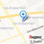 Хлебозавод №9 на карте Дзержинска