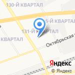 Отделение по делам несовершеннолетних на карте Дзержинска