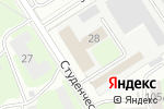 Схема проезда до компании ВедаТранс в Дзержинске