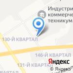Дзержинскхимпродукт-Н на карте Дзержинска
