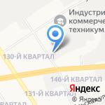 Бител Мебель на карте Дзержинска