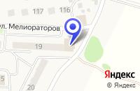 Схема проезда до компании МЕБЕЛЬНЫЙ САЛОН ОРЕШИН С.И. в Городце