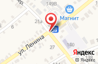 Схема проезда до компании TOPmotors26 в Георгиевской