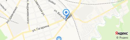 СССР на карте Георгиевска