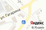 Схема проезда до компании СССР в Георгиевске