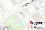 Схема проезда до компании Техно-КИП в Дзержинске