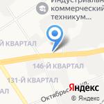 Лига-С на карте Дзержинска