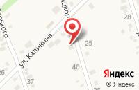 Схема проезда до компании Почтовое отделение №1 в Марьинской