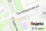 Схема проезда до компании ИНТЕРИКА в Дзержинске