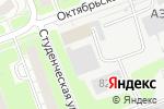 Схема проезда до компании ВТОРРЕСУРСТЕХНОЛОГИИ в Дзержинске