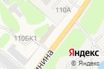 Схема проезда до компании Магазин в Богородске
