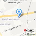 МРСК Центра и Приволжья на карте Дзержинска