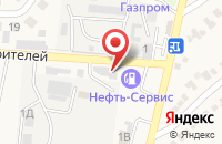Схема проезда до компании Торговая компания в Краснокумском