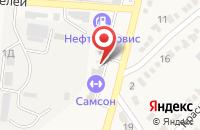 Схема проезда до компании Пункт технического осмотра в Краснокумском