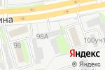 Схема проезда до компании РЕМСТРОЙБЫТ НН в Дзержинске