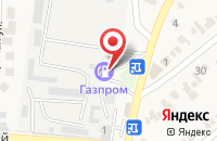 Схема проезда до компании Газпром в Краснокумском