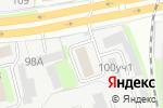 Схема проезда до компании Автотехосмотр 52 в Дзержинске