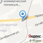 РеаТэкс на карте Дзержинска
