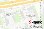 Схема проезда до компании РеаТэкс в Дзержинске