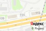 Схема проезда до компании Шиномонтаж в Дзержинске