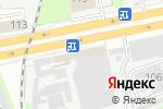 Схема проезда до компании Гермаст в Дзержинске