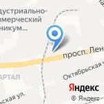 Хорошее на карте Дзержинска