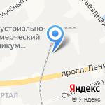 Автосервис-Плюс на карте Дзержинска