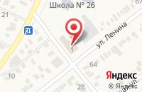 Схема проезда до компании Сбербанк России в Краснокумском