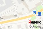Схема проезда до компании Контэп в Богородске