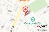 Схема проезда до компании Почтовое отделение в Краснокумском