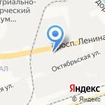 TruckGalaxy на карте Дзержинска