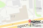 Схема проезда до компании Мир логистики в Дзержинске