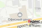 Схема проезда до компании Лимпеза в Дзержинске