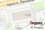 Схема проезда до компании Северный в Дзержинске