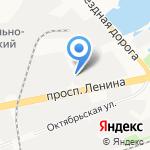 СЭС на карте Дзержинска