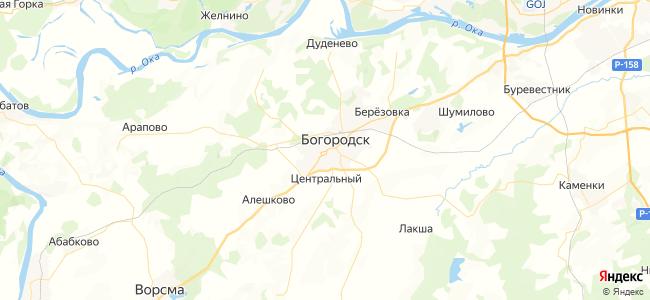8 маршрутка в Богородске