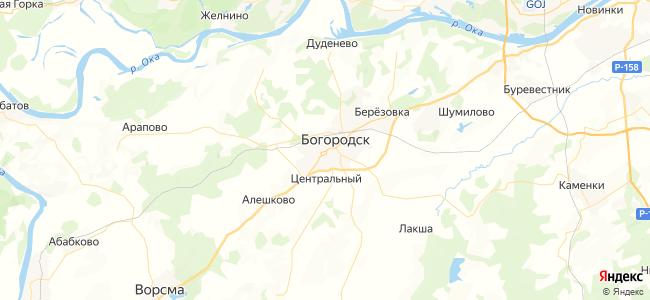 5 автобус в Богородске