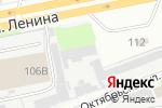 Схема проезда до компании Дачные технологии в Дзержинске
