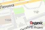 Схема проезда до компании База строительных материалов в Дзержинске