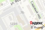 Схема проезда до компании Маккам-классика в Богородске