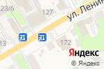 Схема проезда до компании Мебельный салон в Богородске