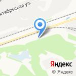 Константа-К на карте Дзержинска