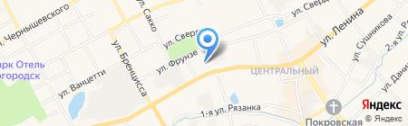 Общественная приемная председателя политической партии Единая Россия Д.А. Медведева по Нижегородской области на карте Богородска