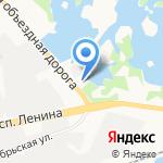 Газпромнефть-Северо-Запад на карте Дзержинска
