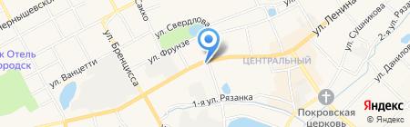 НПБКЭС на карте Богородска